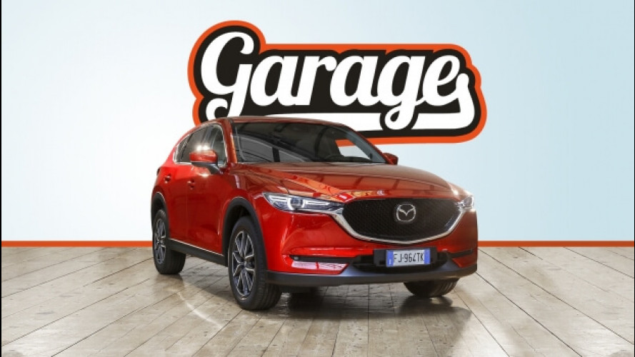 Mazda CX-5, piacere di guidare e di viaggiare [VIDEO]