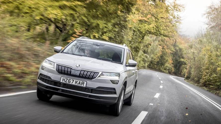 2017 Skoda Karoq review