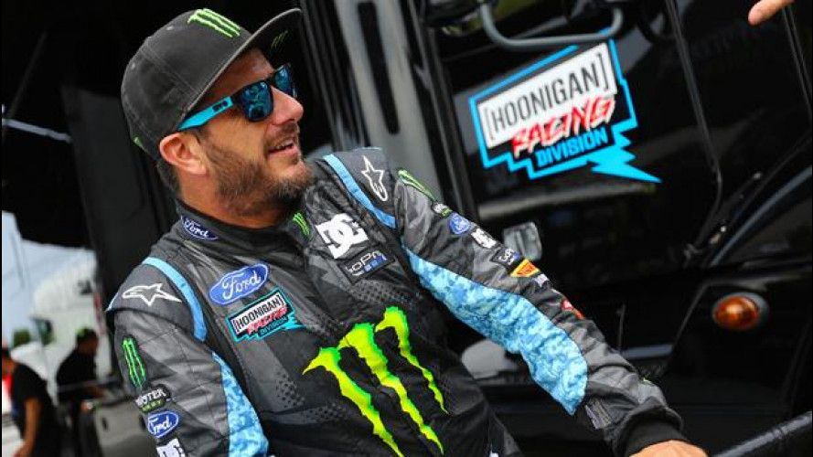 A Goodwood 2015 anche Ken Block e Valentino Rossi