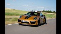 Porsche 911 Turbo S Exclusive Series, lusso e prestazioni per pochi