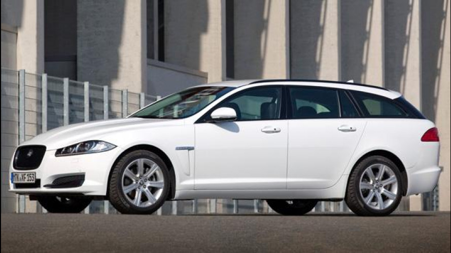 Jaguar dice addio alle station wagon