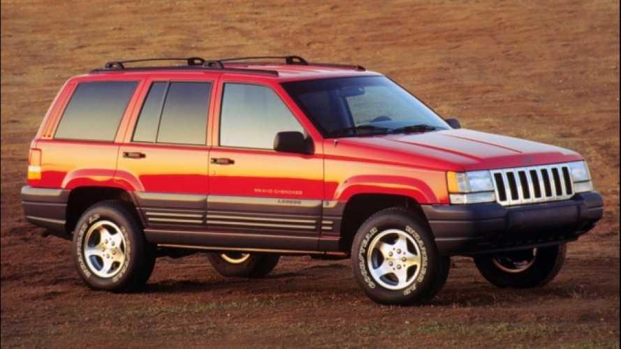 Jeep Grand Cherokee, SUV premium