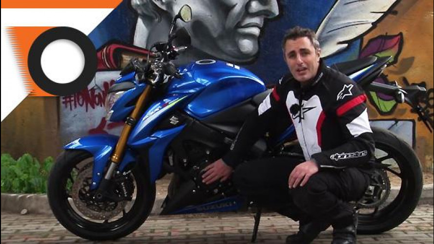 Suzuki GSX-S 1000 è il perché comprarla di OmniMoto.it [VIDEO]