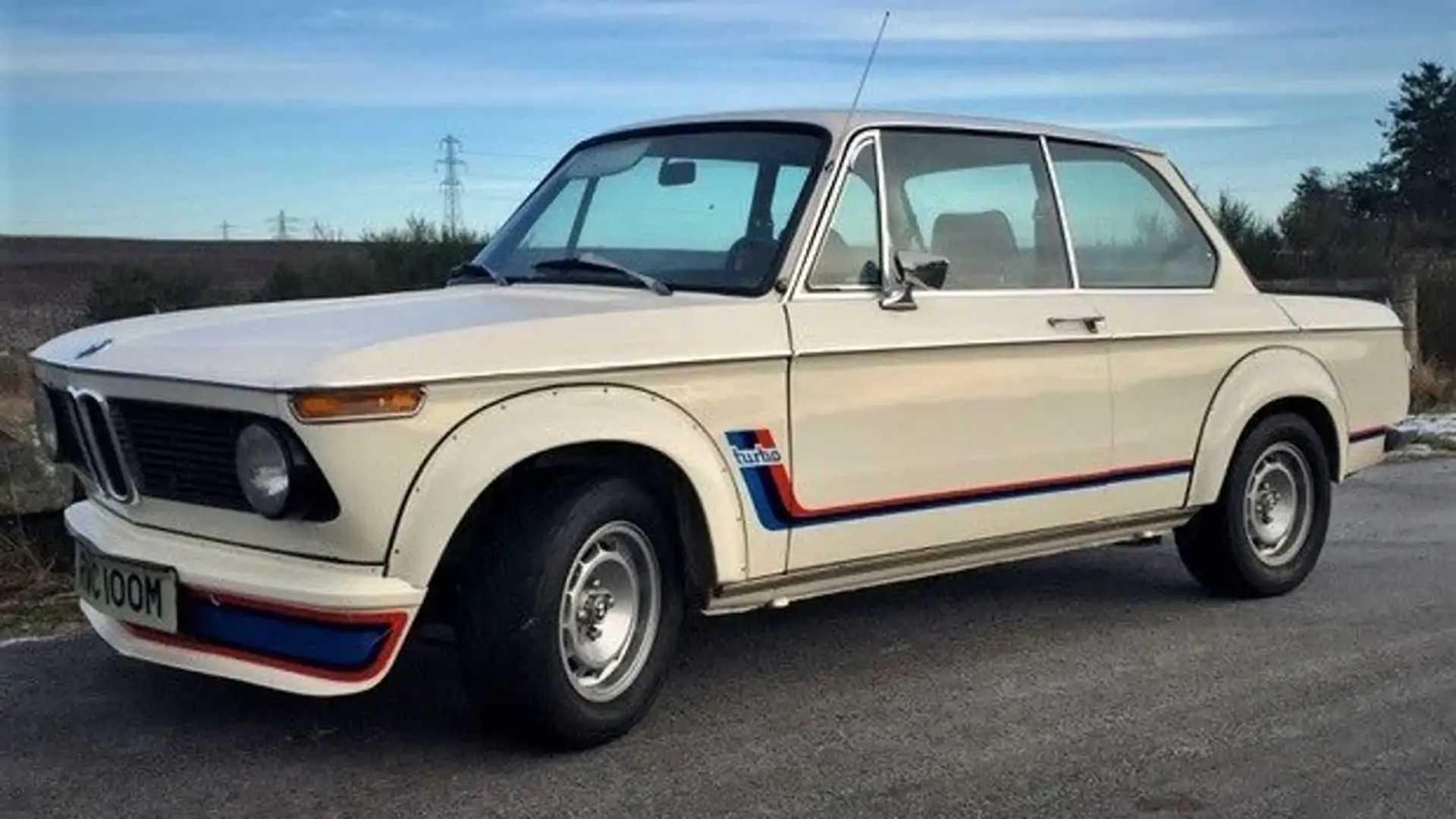 85 000 Pour Cette Bmw 2002 Turbo De 1974