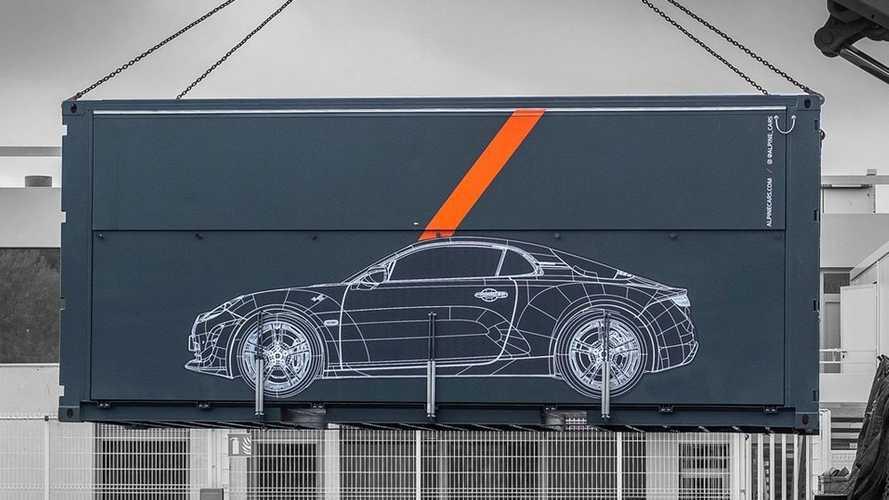 Une première au Mans pour l'Alpine A110 S ?
