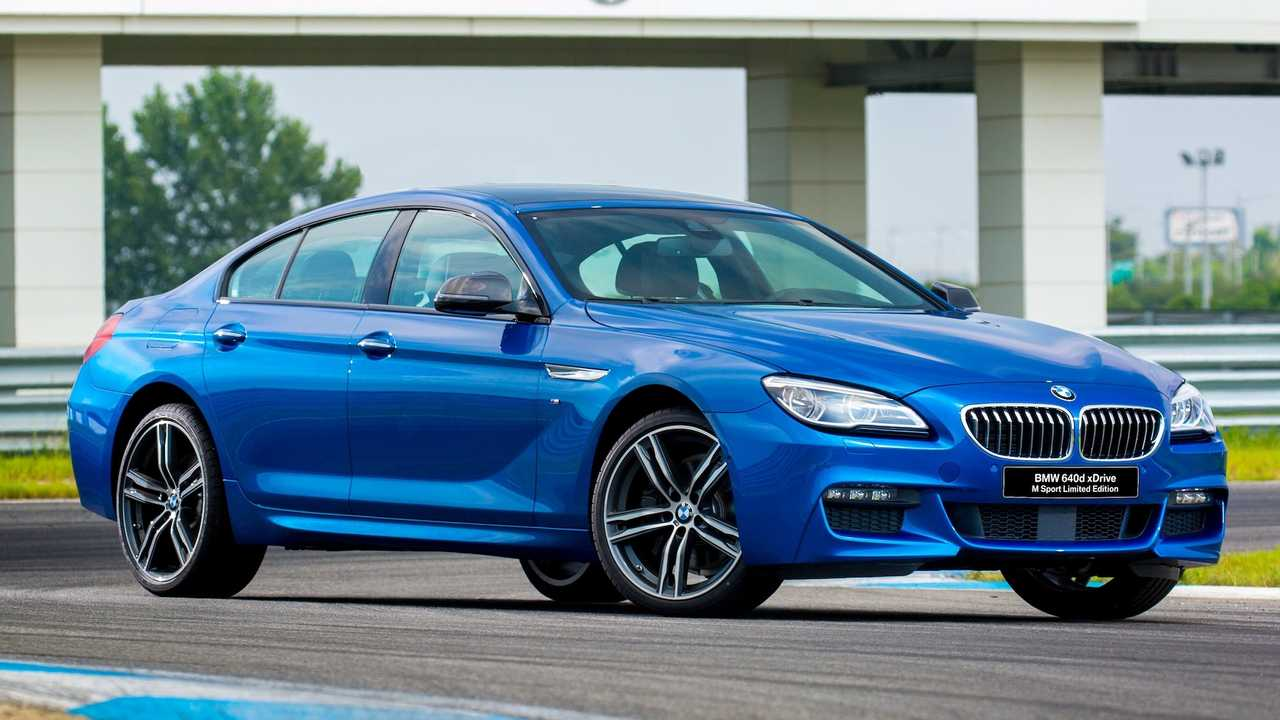 BMW 6 Series Gran Turismo / Gran Coupe