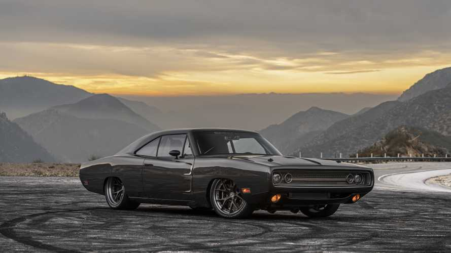 SpeedKore Brought 1970 Dodge Charger To McCall's Motorworks Revival