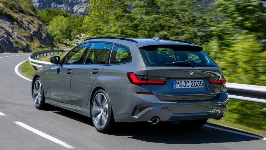 BMW Serie 3 Touring 2019: más espacio, misma deportividad