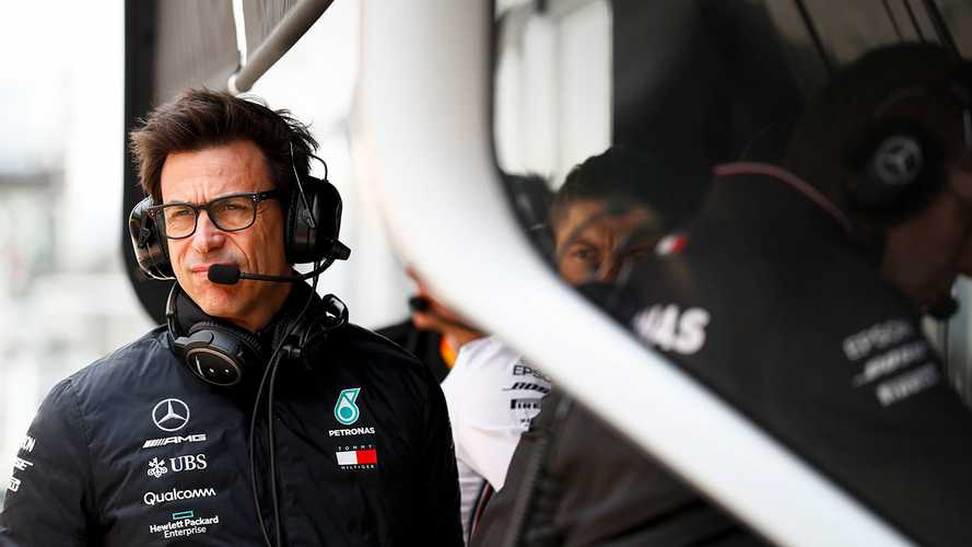 Mercedes joins Netflix show that Wolff 'didn't like' at first