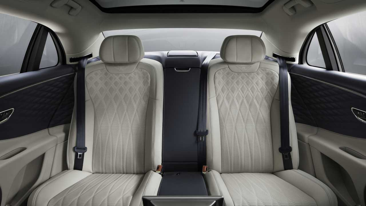 Bentley Flying Spur 2020 Esbanja Luxo E Riqueza Com W12 De 635 Cv