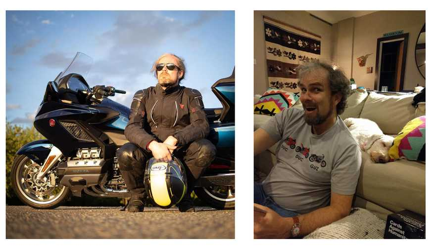 Auto And Moto Journalist Davey G. Johnson Disappears On Motorcycle Trip [UPDATE]