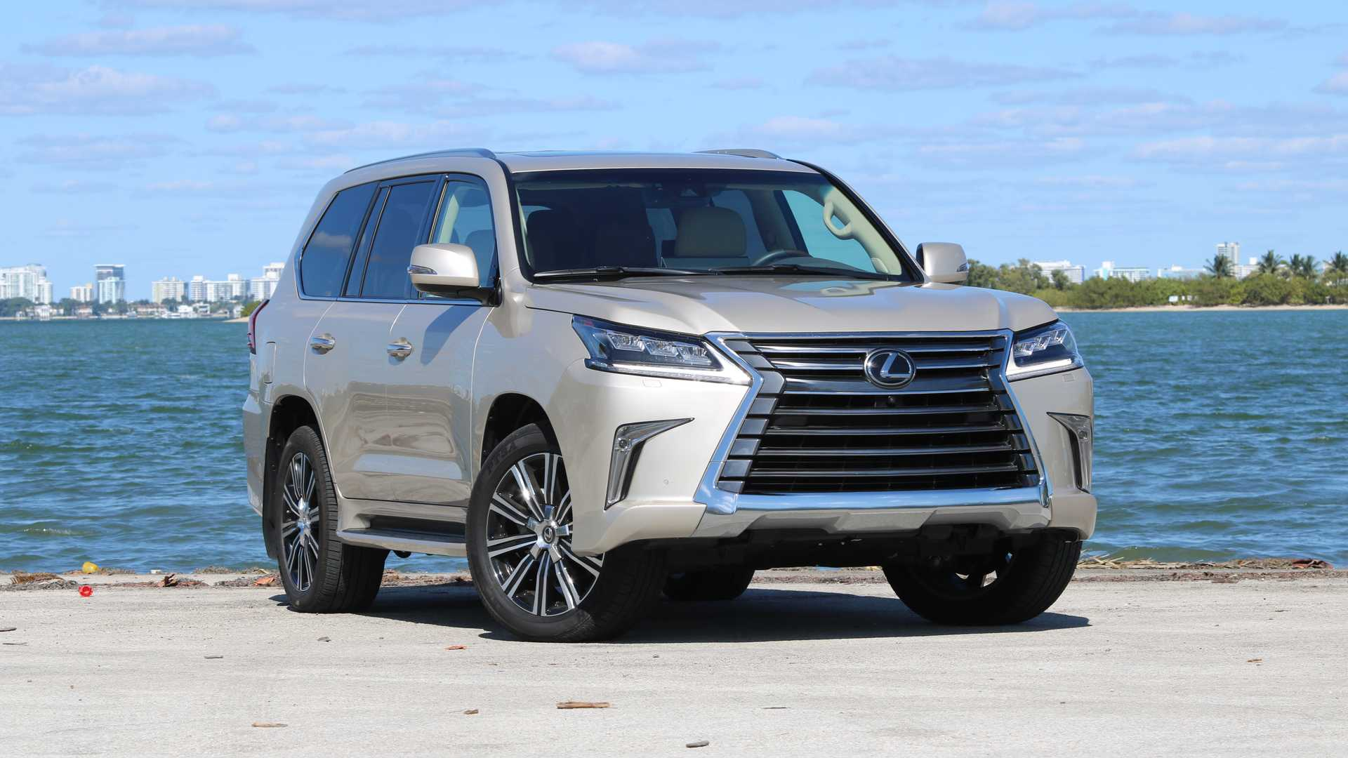 2019 Lexus Lx 570 Pros And Cons