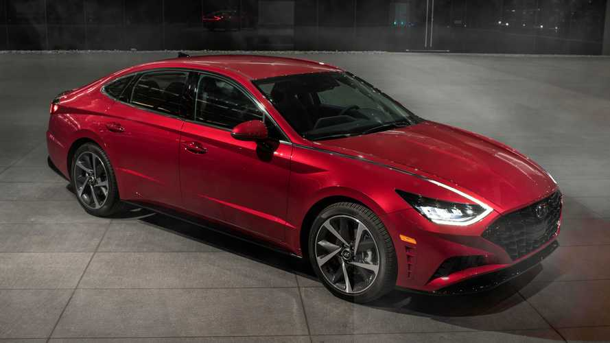 Hyundai Sonata N Line Planned With More Than 275 Horsepower