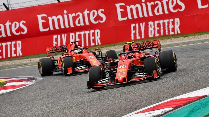 """""""L'aerodinamica della Ferrari non va"""": parola di Nico Rosberg"""