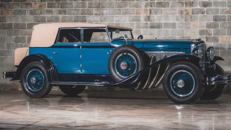 One-off Duesenberg Model J Will Have Collectors In A Frenzy