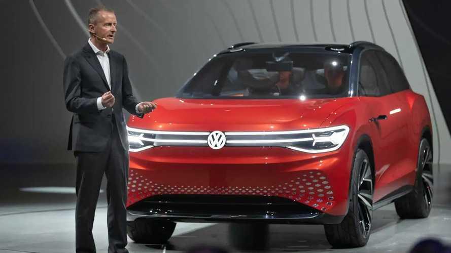Volkswagen confirma SUV elétrico ID.8 para ocupar o topo da linha