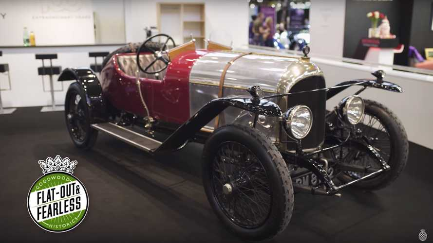 This Is The Oldest Surviving Bentley In The World