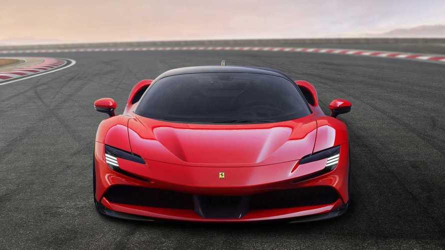 Ferrari SF90 Stradale, un híbrido enchufable de ensueño