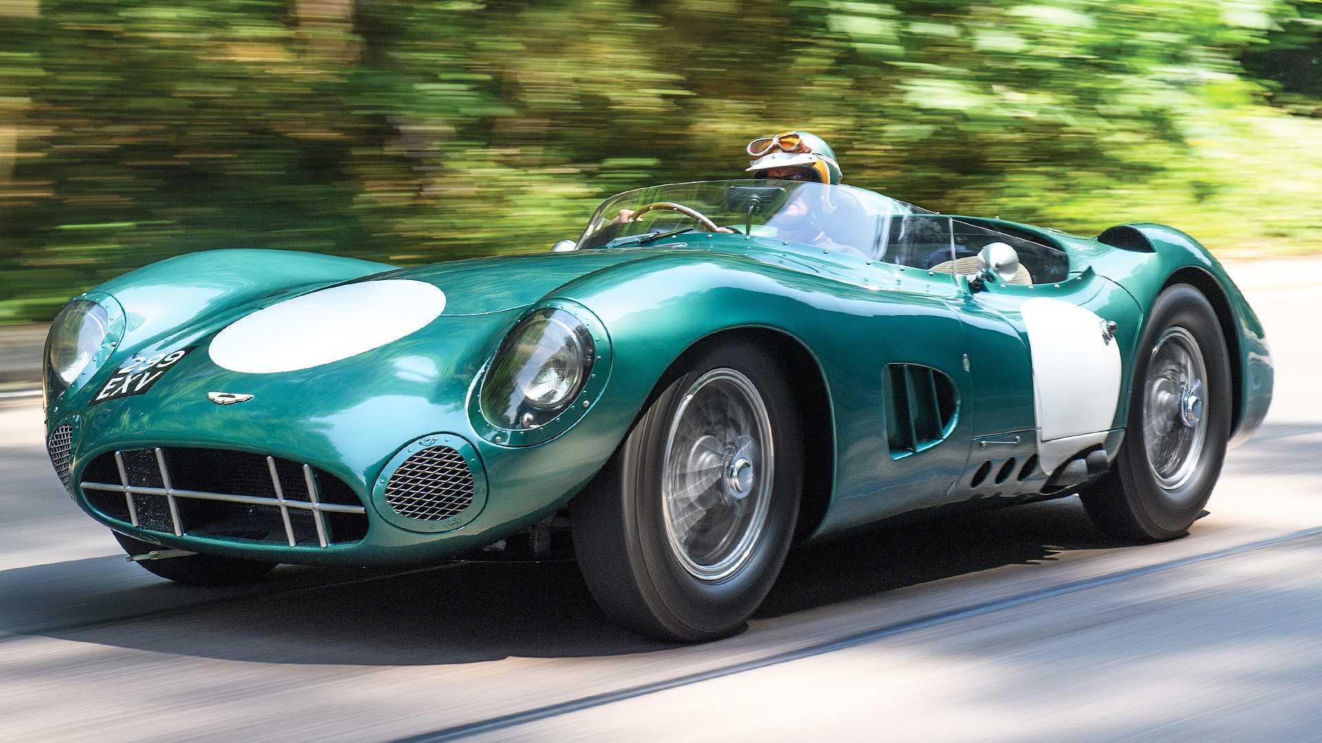 DIAPO - Découvrez la liste des dix voitures les plus chères au monde