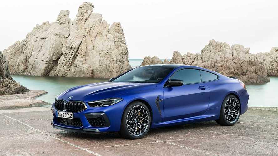 BMW M8 et M8 Competition (2019) - Le réveil de la force