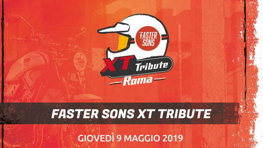 Yamaha: il contest Faster Sons Xtribute arriva a Roma