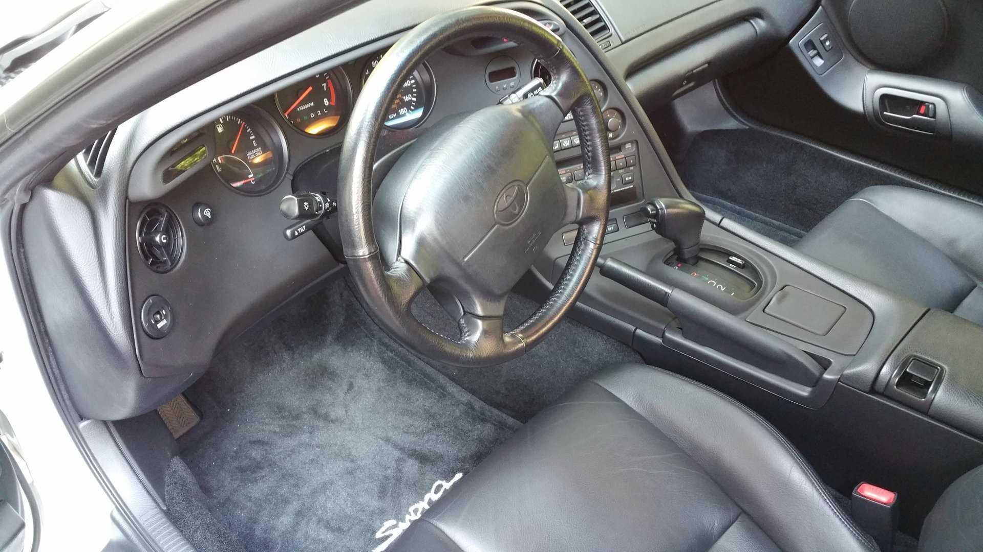 "[""CFS: 1994 Toyota Supra IV""]"