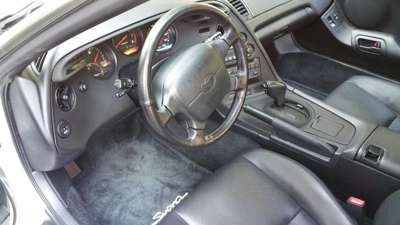 CFS: 1994 Toyota Supra IV