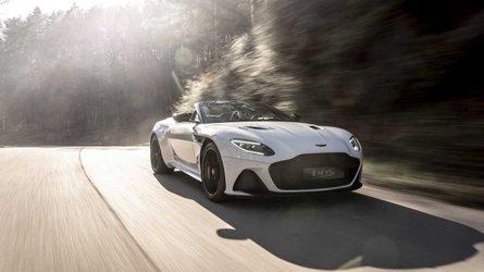 Bemutatták az Aston Martin eddigi leggyorsabb kabrióját