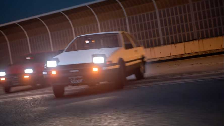 Toyota AE86 Added To Gran Turismo Sport With Four Other Cars