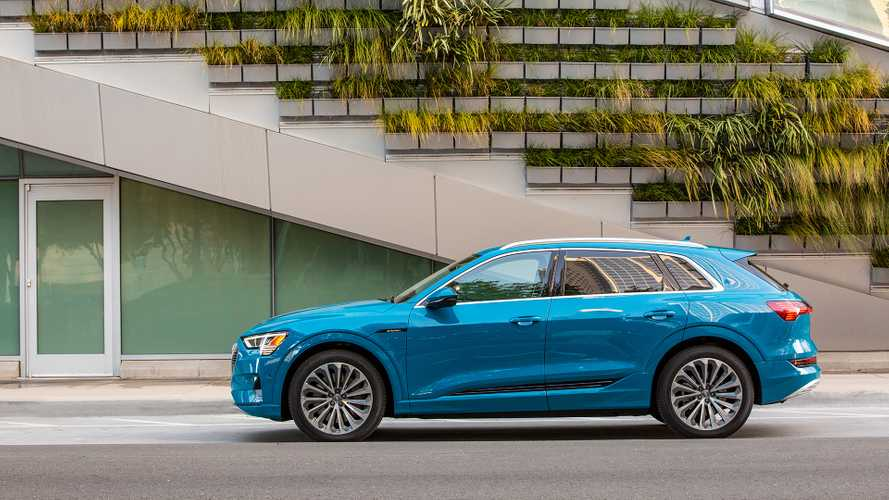 Audi e-tron Sales In U.S. Slightly Increased In October