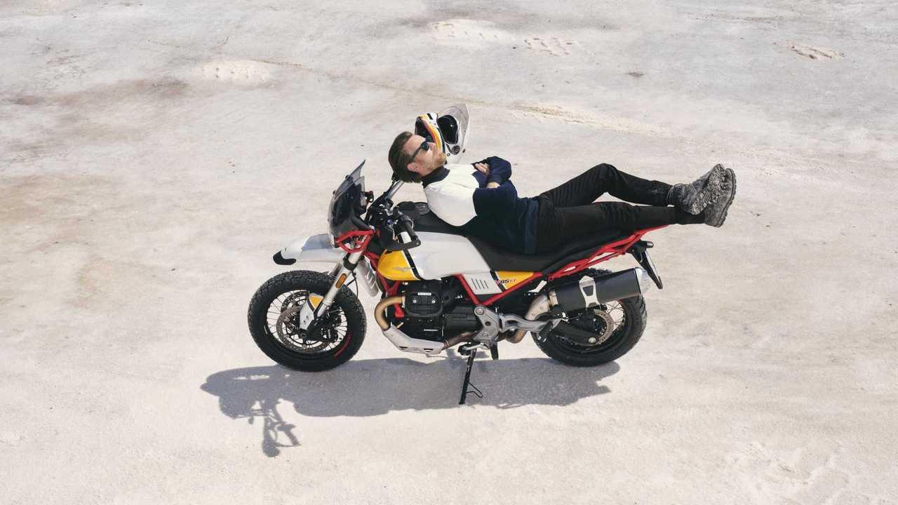 Ewan McGregor Newest Moto Guzzi Ambassador