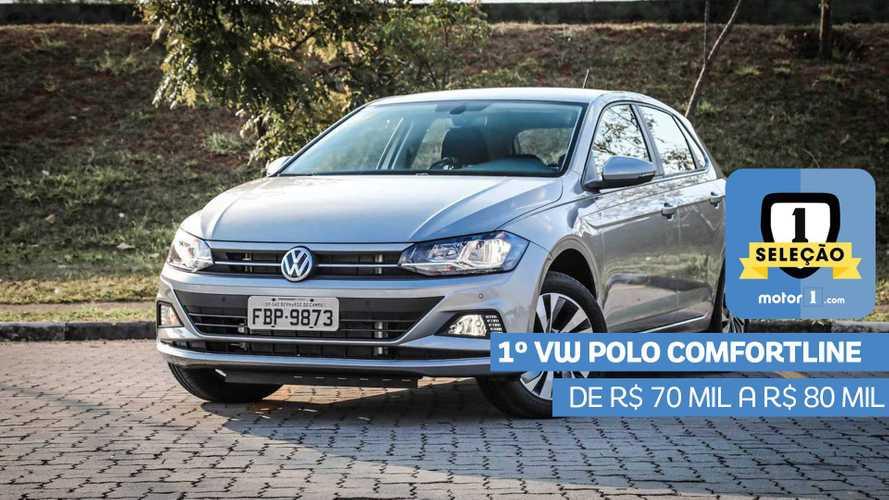 Seleção Motor1.com 2019: VW Polo Comfortline 1.0 TSI vence categoria de R$ 70 mil a R$ 80 mil