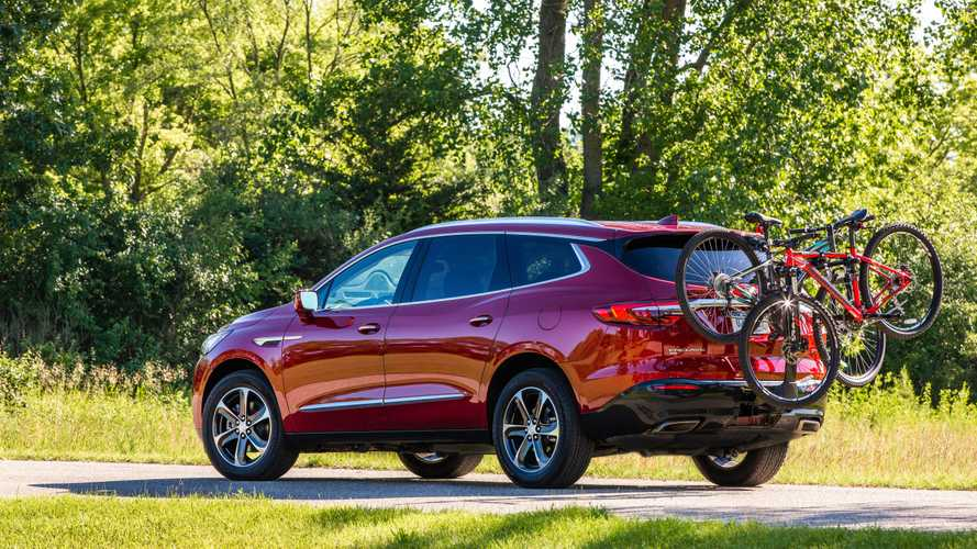 2020 Buick Enclave With Sport Touring Package | Motor1.com ...