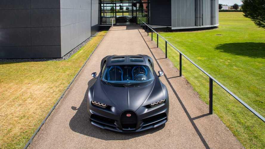 A Bugatti megcélozná az 500 km/h-t a Chironnal