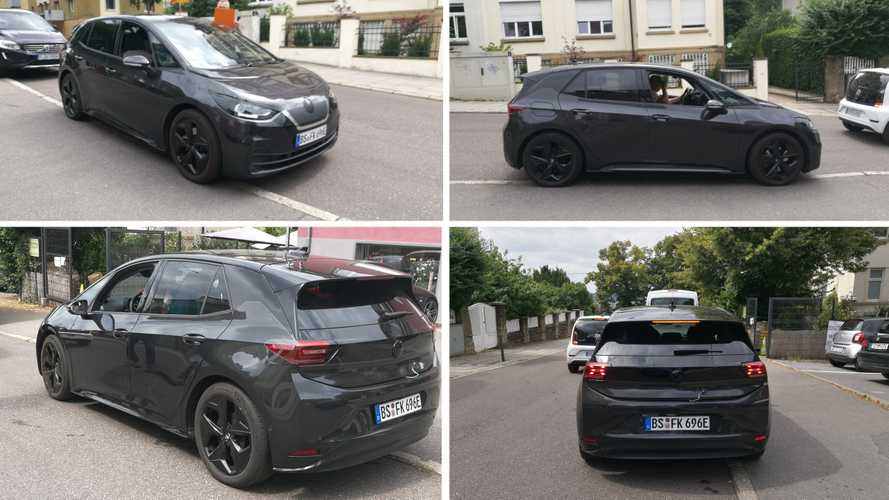 Volkswagen ID.3 Pre-Production Prototype Spotted In Stuttgart