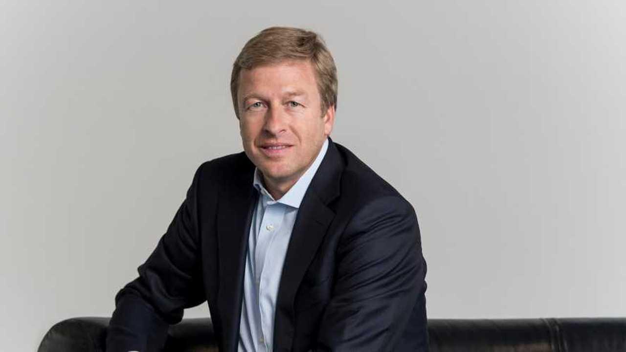 BMW CEO'su Oliver Zipse