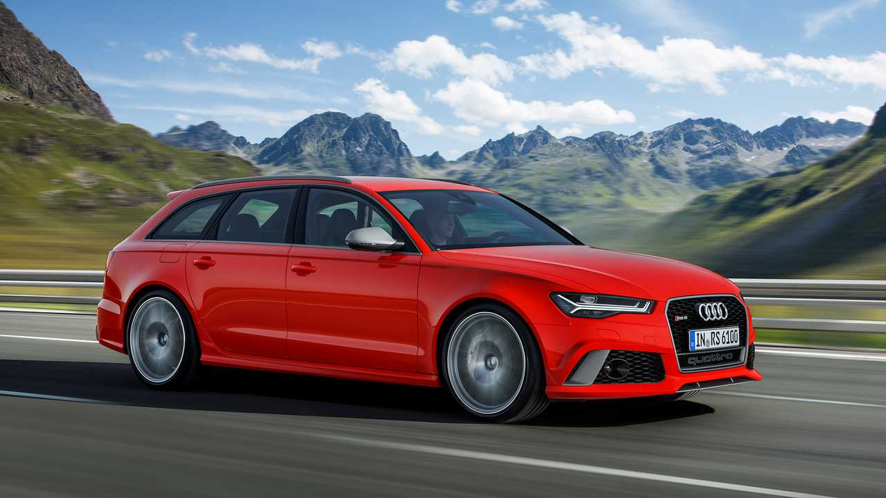Audi RS 6 performance (2015)