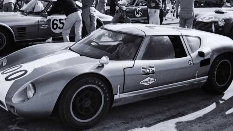Watch This Mini Documentary About Ford's GT40s