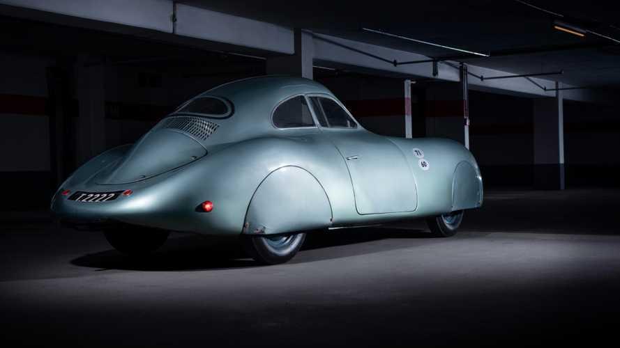Porsche Type 64 de 1939