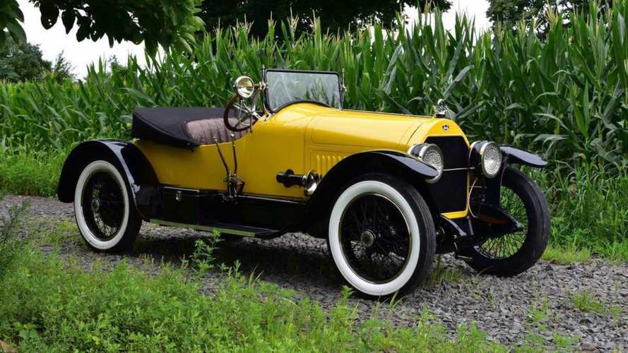 1920 Stutz Bearcat Oozes Racing Heritage, But You Wouldn't Know It