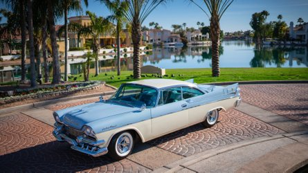 Check out this fintastic 1958 dodge royal lancer