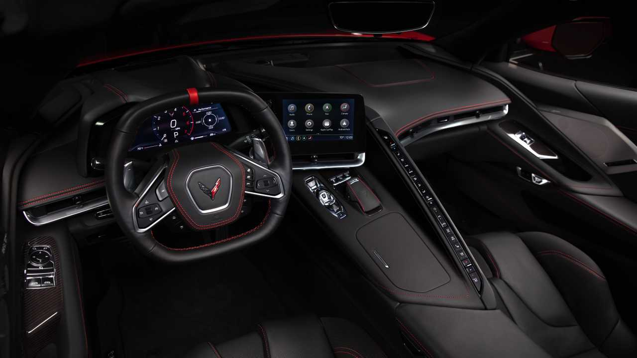 Manual Chevy Corvette C8 Is Possible Technically Speaking