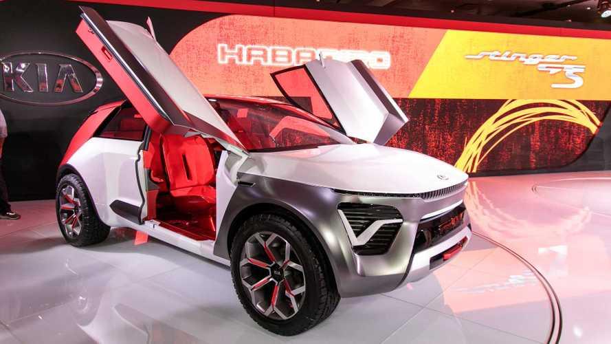 Kia HabaNiro, il SUV elettrico che vuole andare ovunque