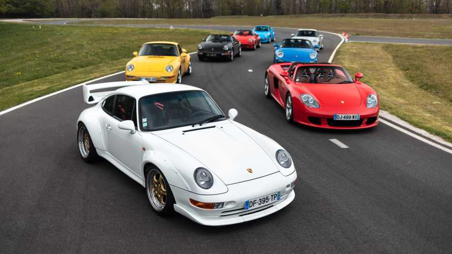 Porsche collection Eric Coicaud