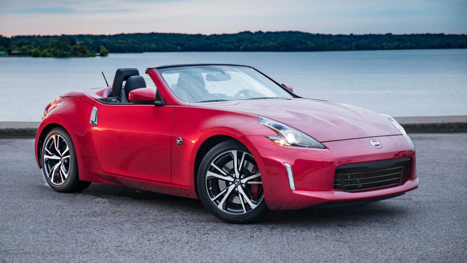 New 2020 Nissan 370z Coupe