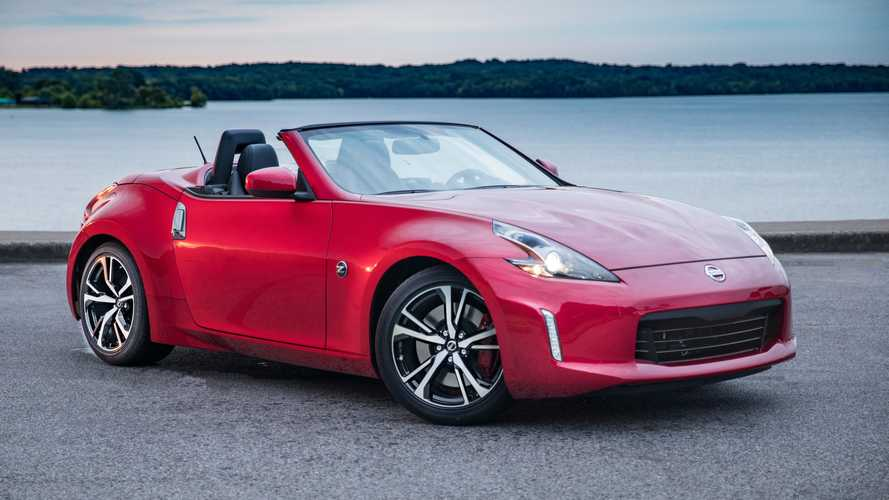 Nissan Killing 370Z Roadster For The 2020 Model Year