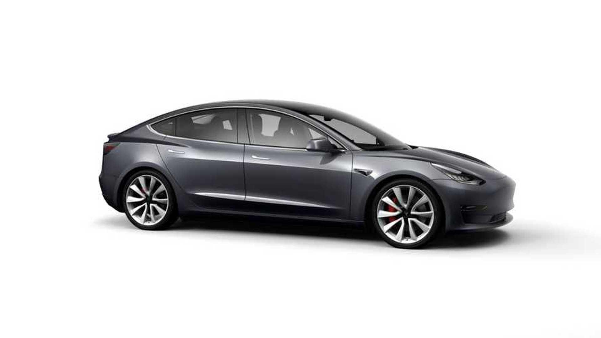 German Plug-In Car Market Up In June: Tesla Model 3 Spikes Again
