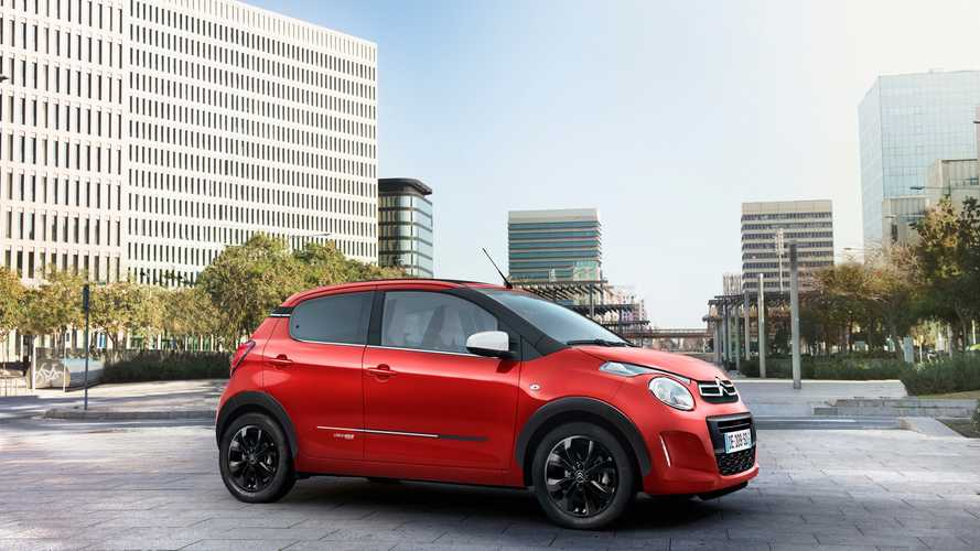 Citroën C1 Urban Ride, una piccola che si fa notare