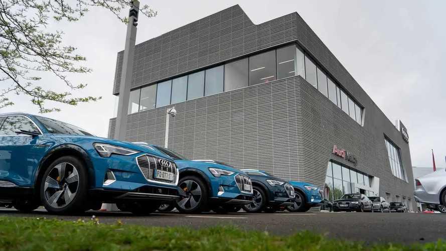 Essai Audi e-tron (2019)