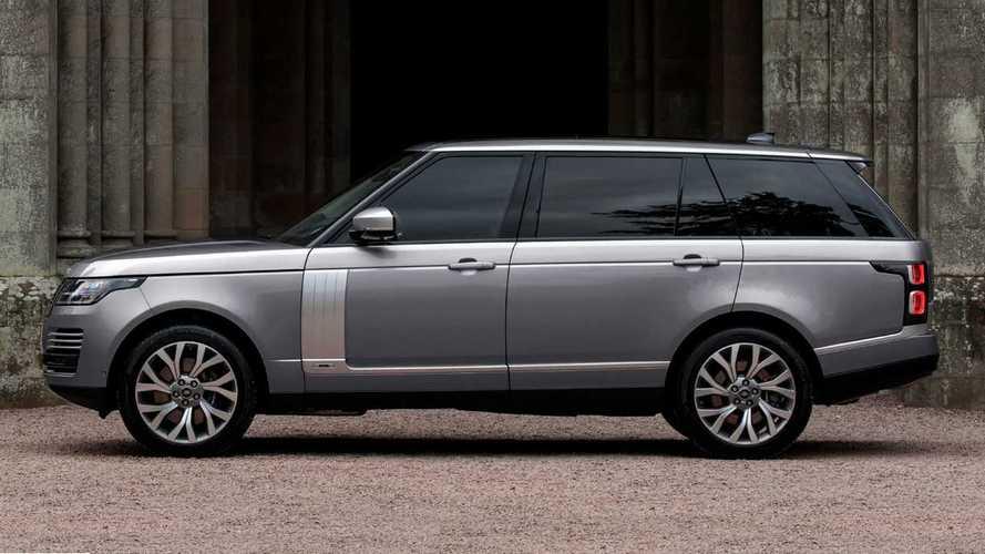 Flagship Range Rover to get mild-hybrid petrol power